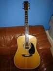 Martin D 35 1979 Natural
