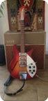 Rickenbacker 325 1964 Fireglo