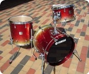 Yamaha Absolute Maple Custom Nouveau 2010 Apple Fade Sparkle