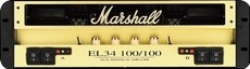 Marshall 9200 Power Tube NEW OLD STOK 1995 Gold