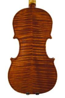 Paolo Fanfani A. Stradivari 1710 2012 Red Orange Colour