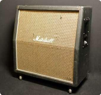 marshall 1960a lead cabinet 1973 black amp for sale jims guitars inc. Black Bedroom Furniture Sets. Home Design Ideas