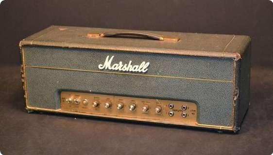 marshall jtm 45 1966 levant amp for sale jims guitars inc. Black Bedroom Furniture Sets. Home Design Ideas