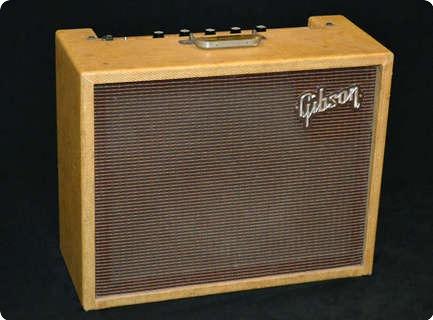 Gibson Falcon GA 19RVT 1962 Tweed Amp For Sale Jims Guitars Inc.