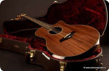 Taylor PS16ce FLTD Sinker Redwood Macasar Ebony 2012 Natural