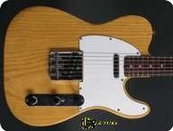 Fender Telecaster 1974 Natural