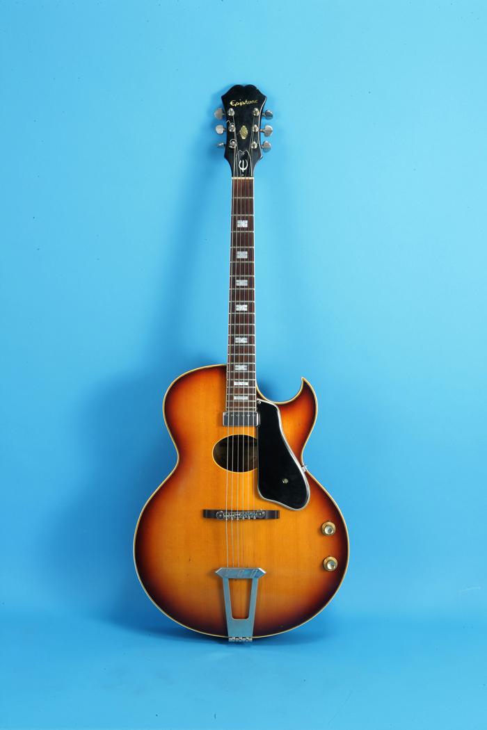 epiphone howard roberts 1964 sunburst guitar for sale jay rosen music. Black Bedroom Furniture Sets. Home Design Ideas