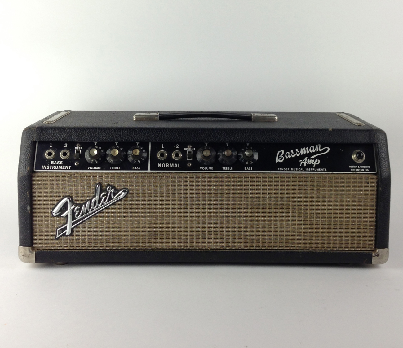 dating blackface fender bassman 60 Serial number: there is no information readily available for dating fender amps by serial number but there are people working on it check out this google search for.