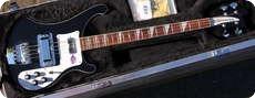 Rickenbacker 4003 2013 Jetglo Black