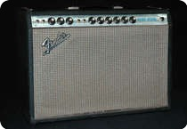 Fender Deluxe Reverb 1972 Silverface