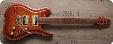 Zerberus Guitars Amber Triton 2013