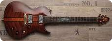 Zerberus Guitars Redwood Lamia