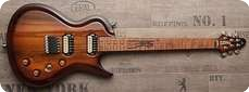 Zerberus Guitars Jupiter Lamia