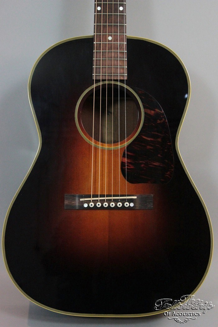 Gibson Lg 2 Banner 1943 Guitar For Sale The Fellowship Of