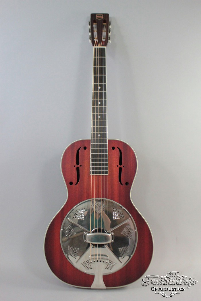 national reso phonic el trovador resonator 2013 guitar for sale the fellowship of acoustics. Black Bedroom Furniture Sets. Home Design Ideas