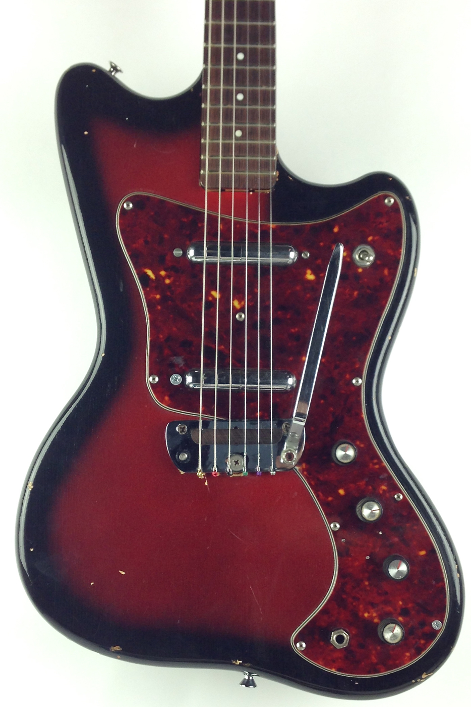 from Eric dating silvertone guitars