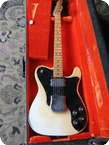 Fender Telecaster Custom 1975 OLYMPIC WHITE