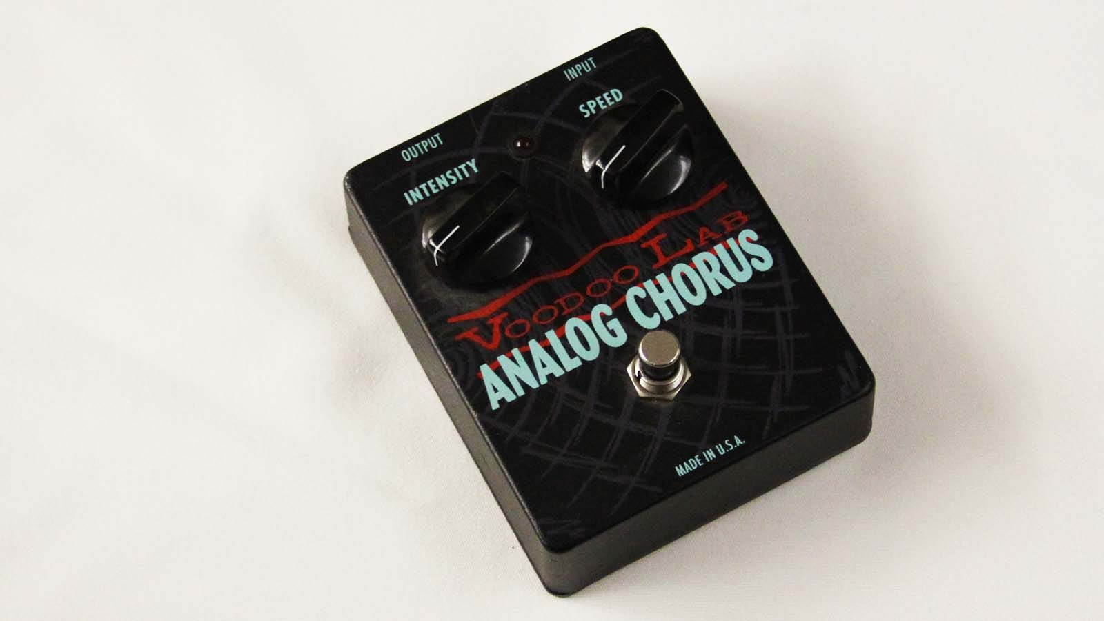 Voodoo Lab Analog Chorus 2000 Effect Pedal For Sale Pluton