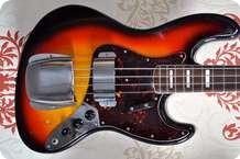 Yamato MATSUMOKU Jazz Bass Sunburst