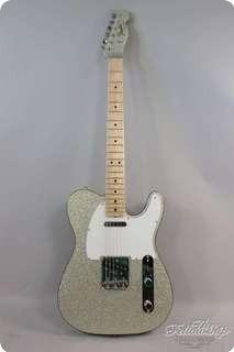 Fender Custom Telecaster Silver Sparkle '64 'buck Owens' Nos  2009