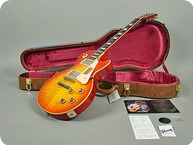 Gibson Historic Division Joe Walsh Les Paul VOS R0 ON HOLD 2013 Tangerine Burst