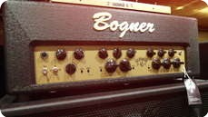 Bogner GoldFinger 2013 Black Tolex And Gold