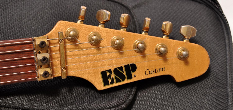 Esp Custom Shop : esp custom shop strat 1996 1996 guitar for sale makina muzik ~ Vivirlamusica.com Haus und Dekorationen