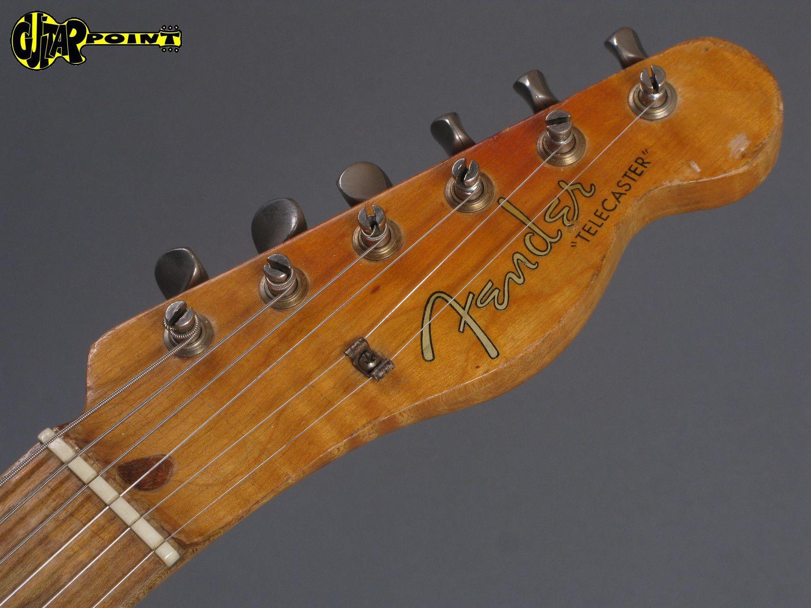 fender telecaster 1959 blond guitar for sale guitarpoint. Black Bedroom Furniture Sets. Home Design Ideas