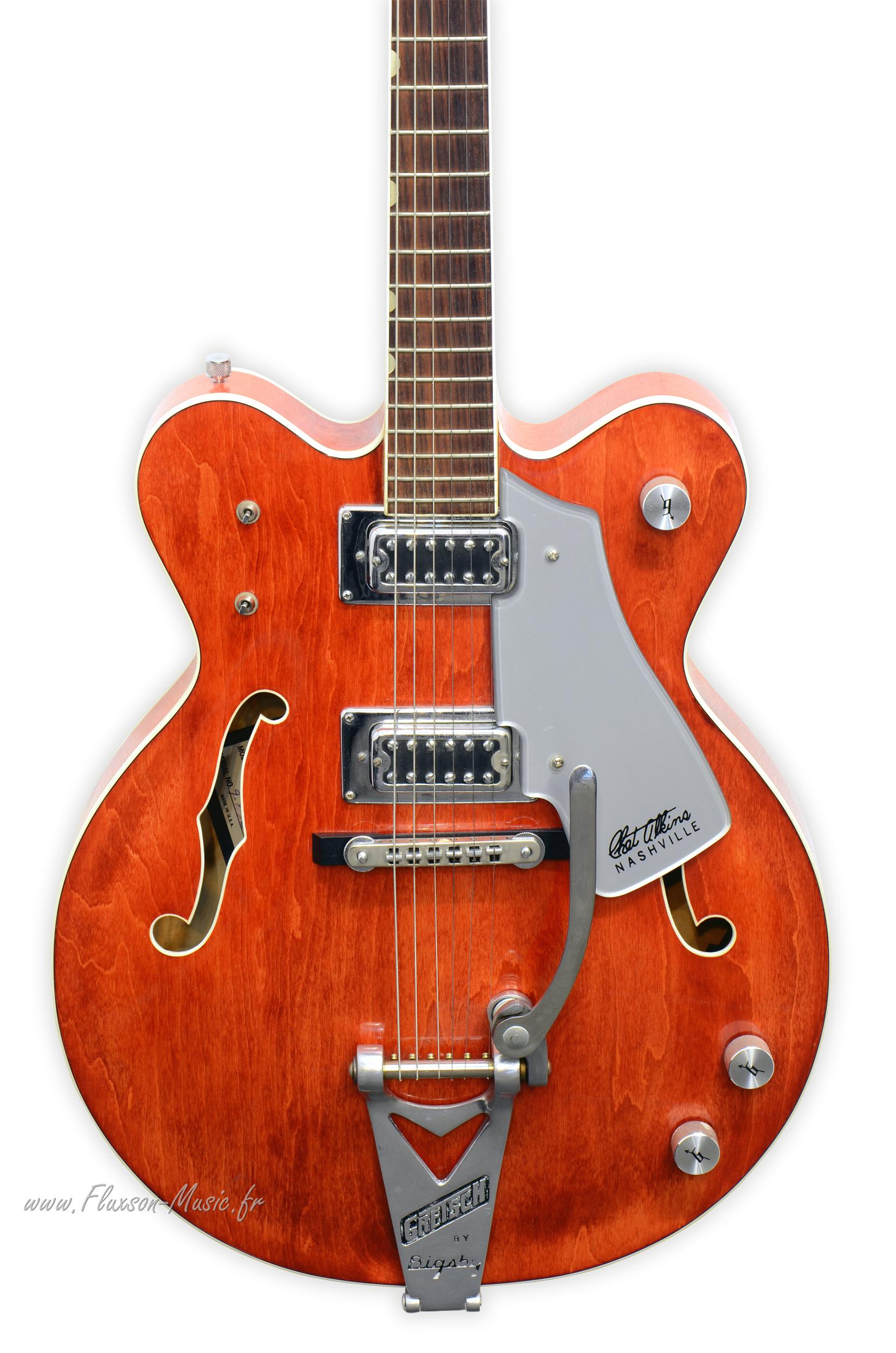 gretsch 6120 7660 chet atkins nashville 1976 guitar for sale fluxson music. Black Bedroom Furniture Sets. Home Design Ideas