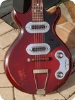 Magnatone MK.IV Guitar 1957 Natural Finish