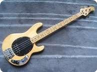 Music Man Stingray 4 String Bass 1979