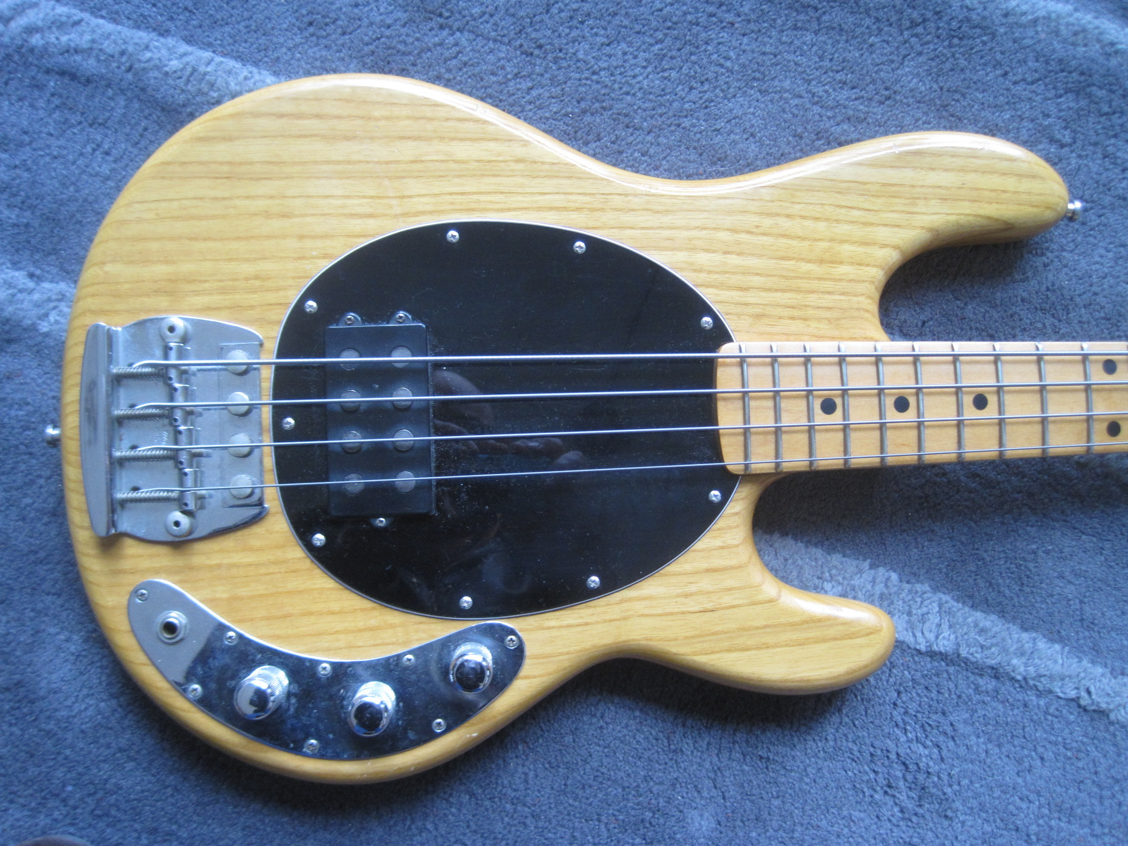music man stingray 4 string bass 1978 bass for sale bass connection. Black Bedroom Furniture Sets. Home Design Ideas