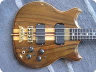 Alembic Stanley Clarke Signature Deluxe 1988 Walnut