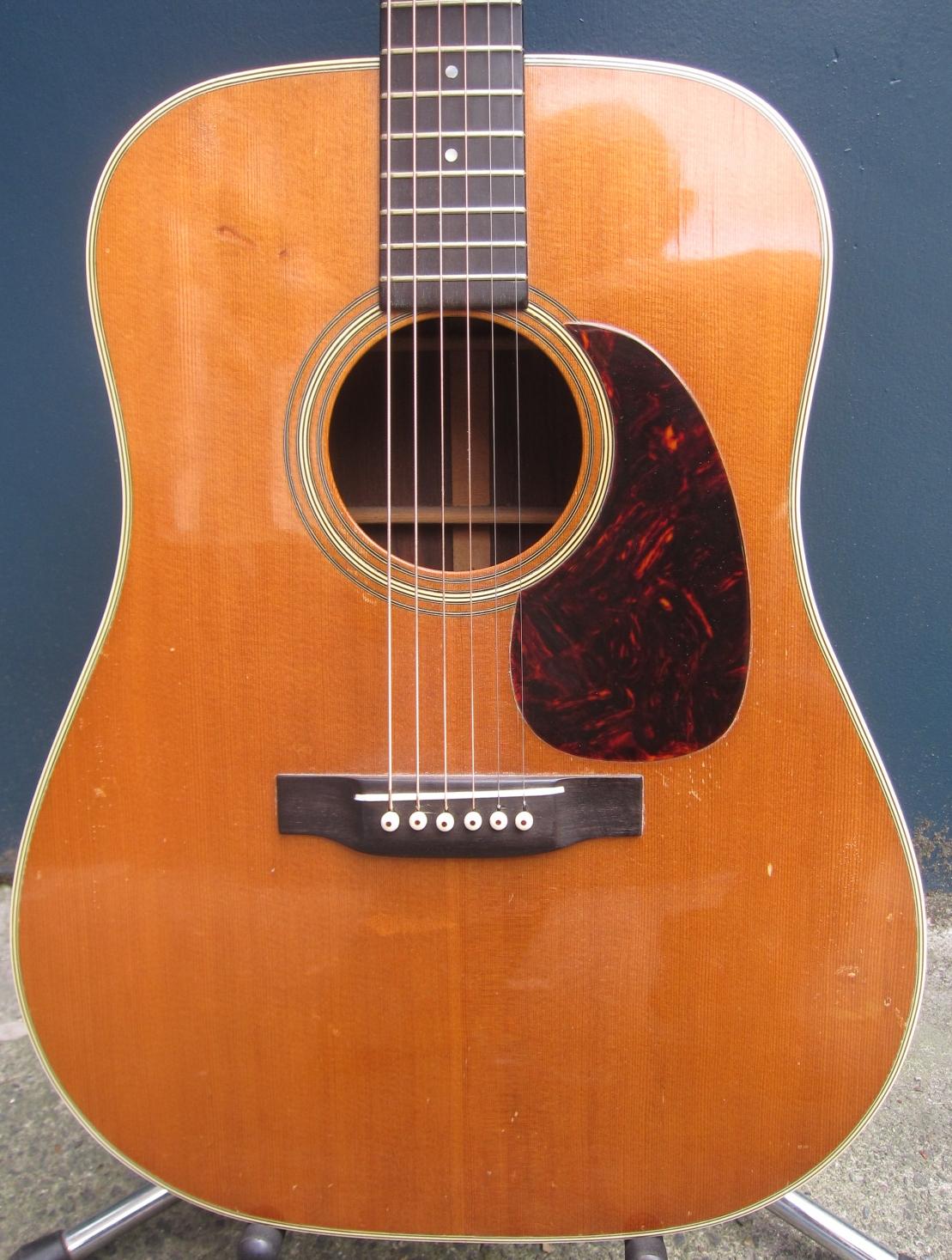 martin d28 1961 guitar for sale new kings road guitars. Black Bedroom Furniture Sets. Home Design Ideas
