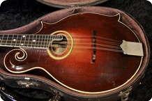 Gibson Mandolin F2 1912 Sunburst