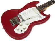 Kalamazoo KG 2A 1966 Red