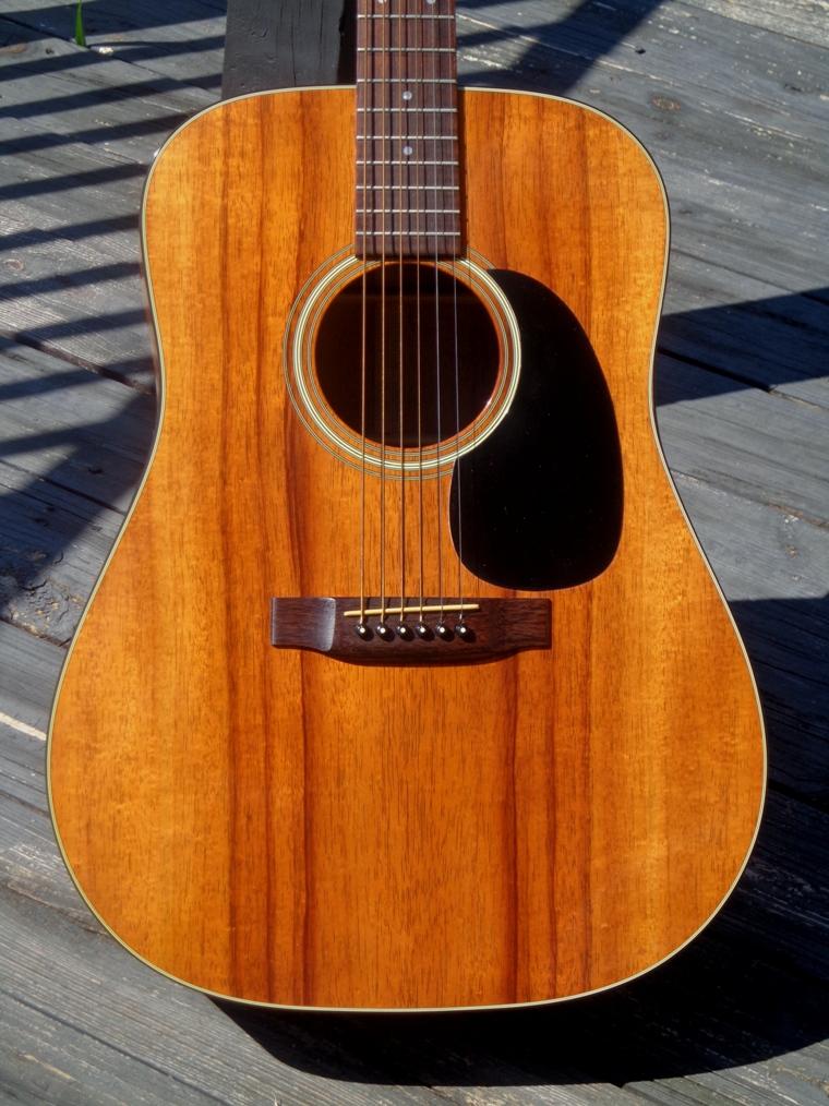 martin d 25 k2 1980 natural guitar for sale guitarbroker. Black Bedroom Furniture Sets. Home Design Ideas