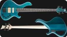Frog Omega 4 Bruno Blue Custom Higloss