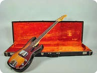 Fender Precision Bass ON HOLD 1972 Sunburst