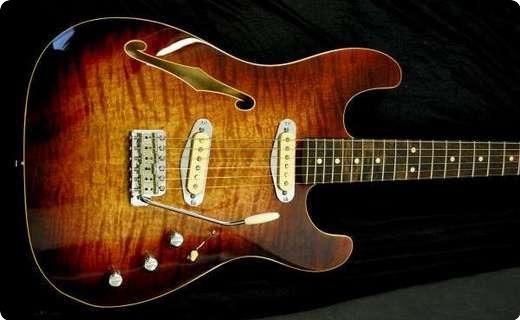 Husemoens Gitarmakeri St Style Øystein Sunde   Made To Order