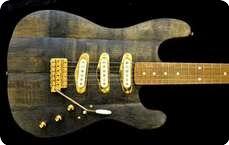 Husemoens Gitarmakeri ST STYLE AQUAVIT BARRELS Made To Order