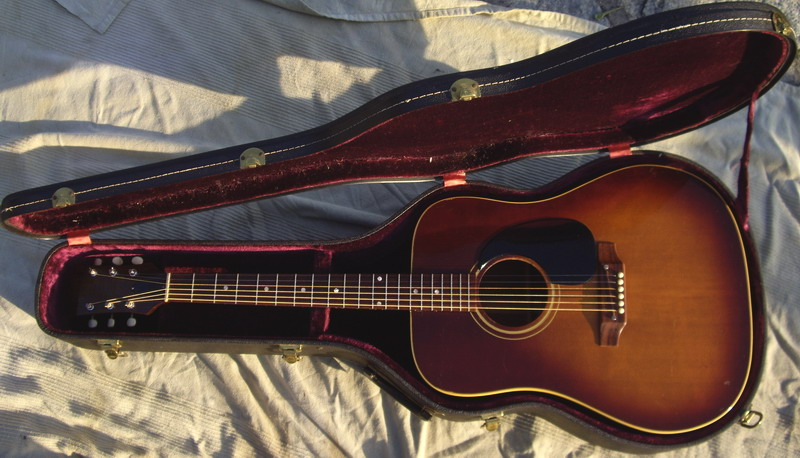 dating gibson guitars j45 for sale