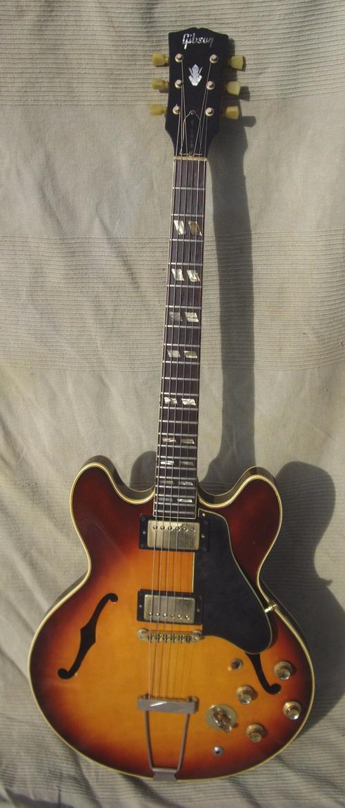 gibson es345 es 345 es 345 1965 guitar for sale hendrix guitars. Black Bedroom Furniture Sets. Home Design Ideas