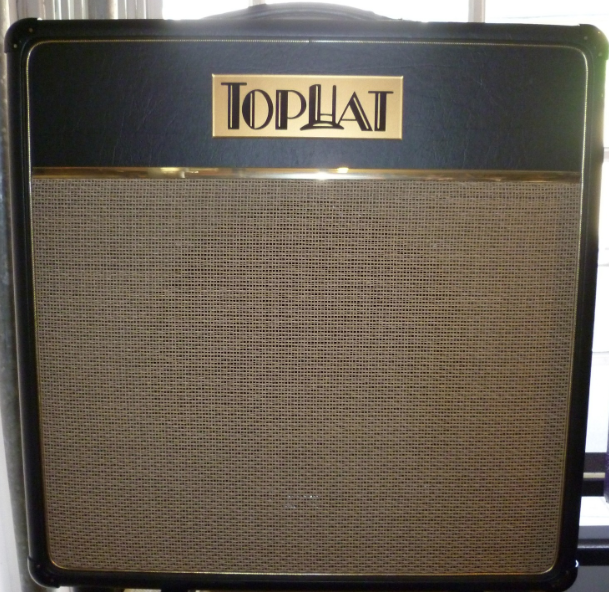top hat club royale 1x12 2000 39 s amp for sale charlie chandler 39 s guitar experience. Black Bedroom Furniture Sets. Home Design Ideas