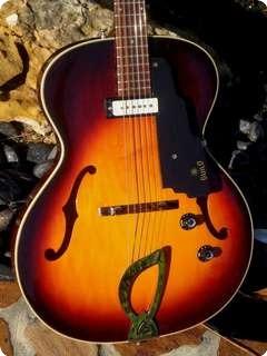 guild t 50 1965 sunburst guitar for sale guitarbroker. Black Bedroom Furniture Sets. Home Design Ideas