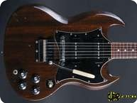 Gibson SG Special 1971 Walnut