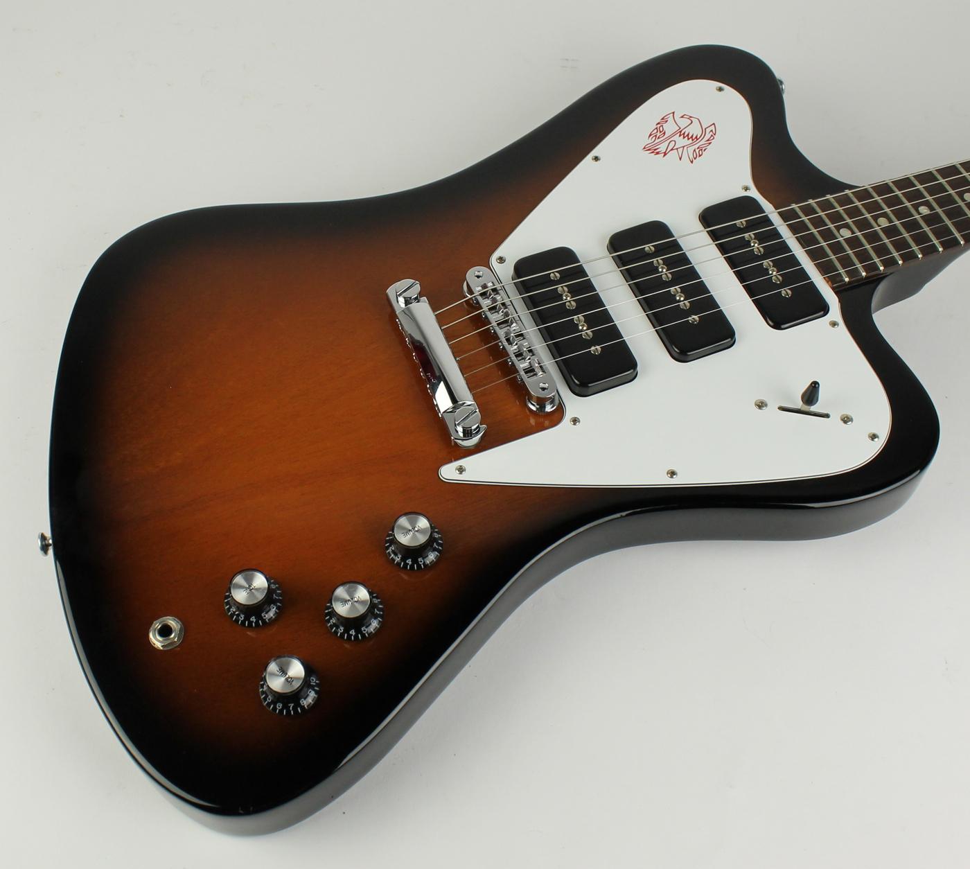 gibson firebird iii non reverse 2011 sunburst guitar for sale thunder road guitars. Black Bedroom Furniture Sets. Home Design Ideas