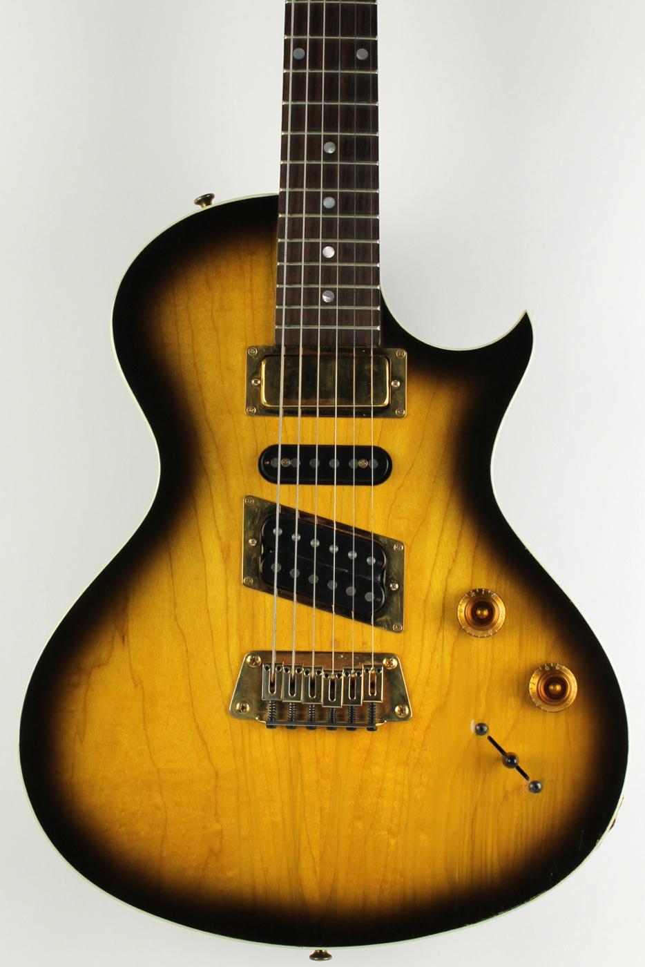 gibson nighthawk 1998 sunburst guitar for sale thunder road guitars. Black Bedroom Furniture Sets. Home Design Ideas