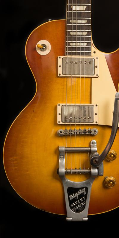 gibson les paul standard 1959 sunburst guitar for sale mj guitars gmbh. Black Bedroom Furniture Sets. Home Design Ideas