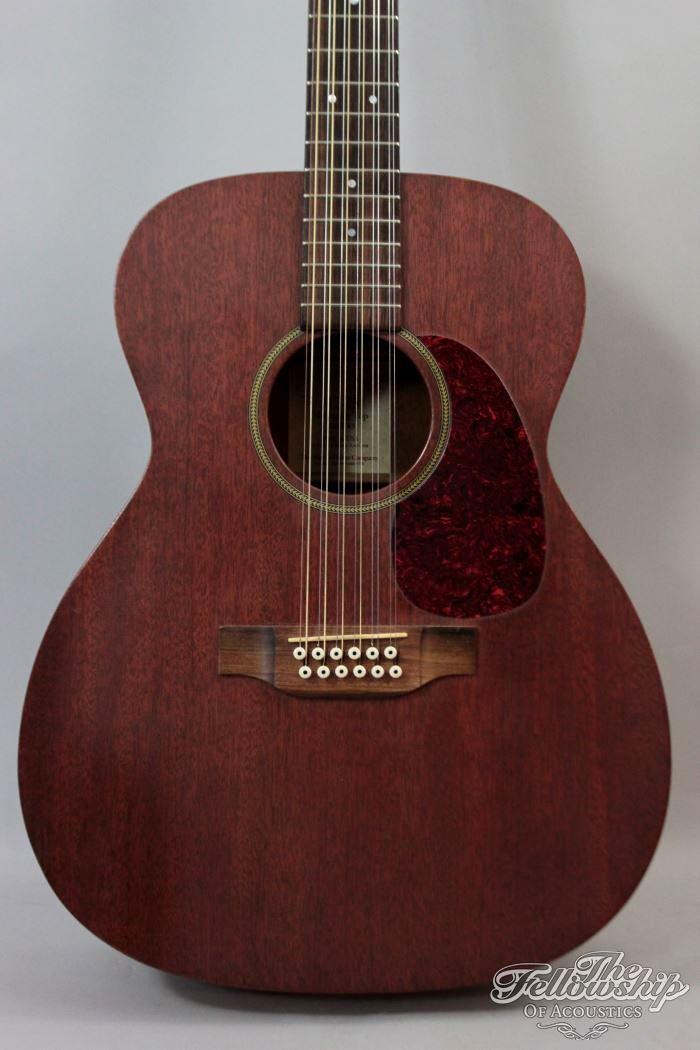 Martin J12 15 All Solid Mahogany 12 String Jumbo 2002